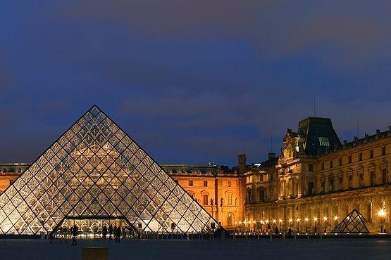 Carroussel Louvre Paris
